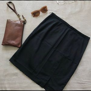 Michael Kors Pencil Skirt Black  4 Above the knee